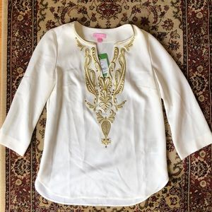 Lilly Pulitzer Dallas Top (NEW WITH TAGS!)